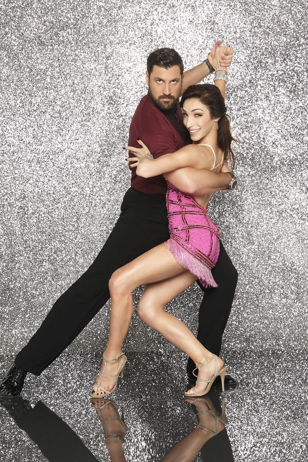 Called it from the first night. Meryl Davis and Maks Chmerkovskiy / 2014 Dancing with the Stars winners