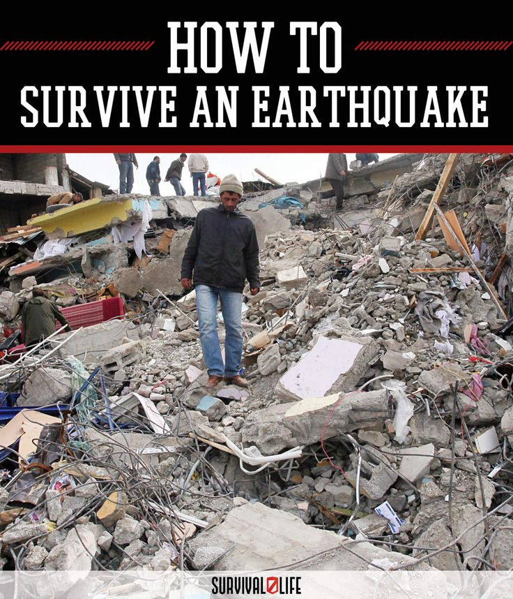 The recent quakes around the world have reminded us how unpredictable our planet can be. Here are tips on how to survive an earthquake.