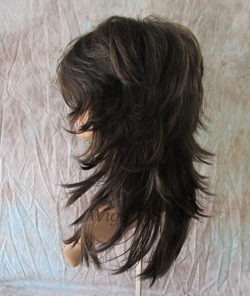 Image Result For Long Hair With Lots Of Choppy Layers Hair