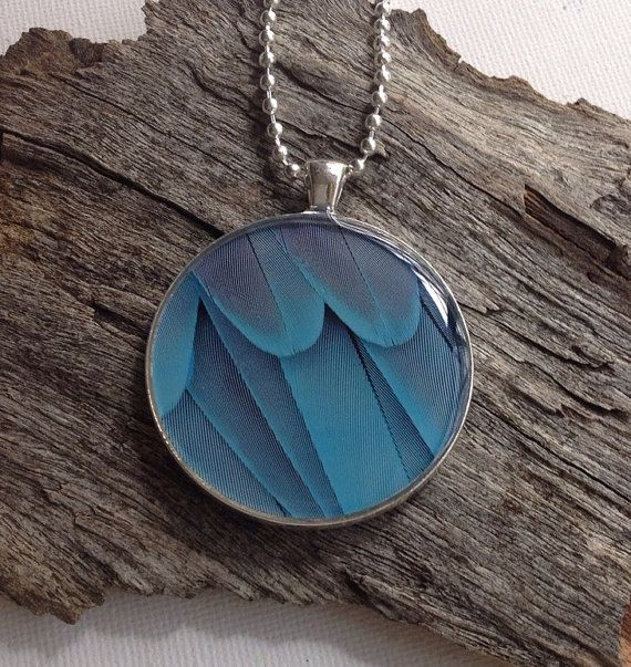 Resin pendant necklace resin jewellery by TreasuresbyBianca                                                                                                                                                                                 More