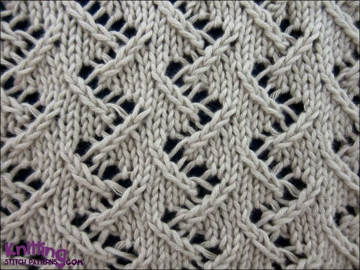 Knitting Stitches Ssp : 319 best images about Knit tips on Pinterest Lace knitting patterns, Lace k...