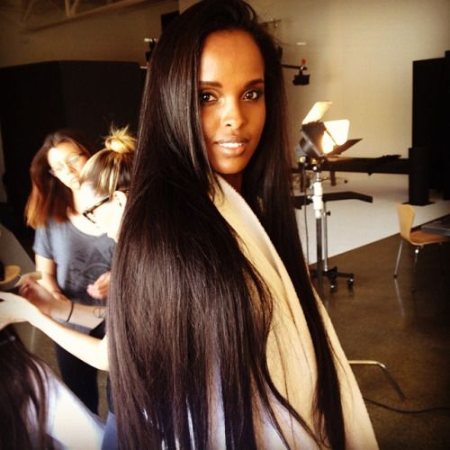 Our Africa Blog - are there any somali models that you like?
