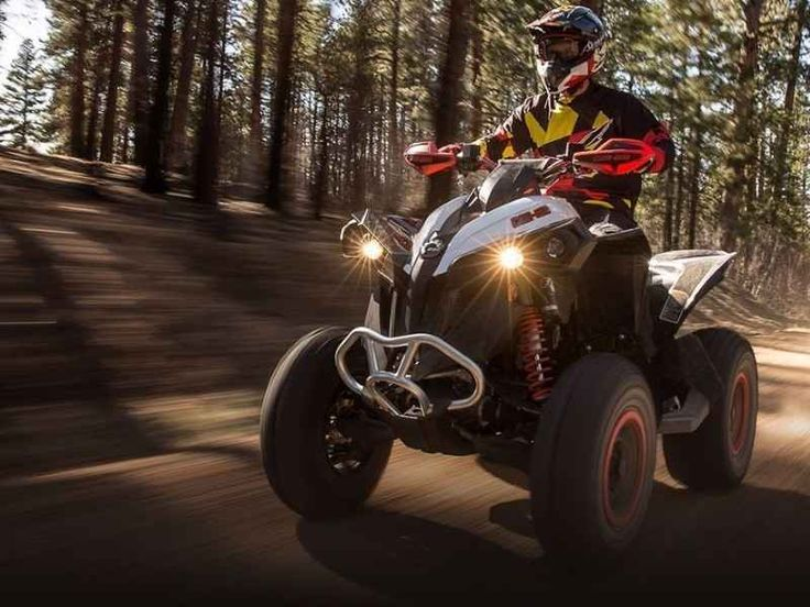 New 2017 Can-Am Renegade 570 ATVs For Sale in Georgia. PUSH THE BOUNDARIESTake control with the power you want and the ability to easily navigate whatever conditions you encounter. Featuring class-leading horsepower and agile handling, it's simply the best sport-performance 4x4 ride available.Features may include:ROTAX V-TWIN ENGINE OPTIONSCATEGORY-LEADING PERFORMANCEAvailable with the 48-hp Rotax 570, 78-hp Rotax 850 or 89-hp Rotax 1000R liquid-cooled V-Twin engine, with four valves per…