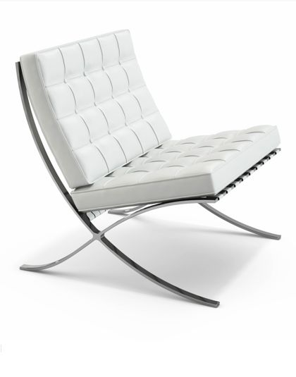 De Barcelona chair, i want!!