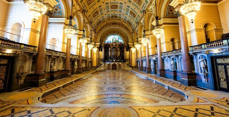 St George's Hall FREE entry, 10am-4pm