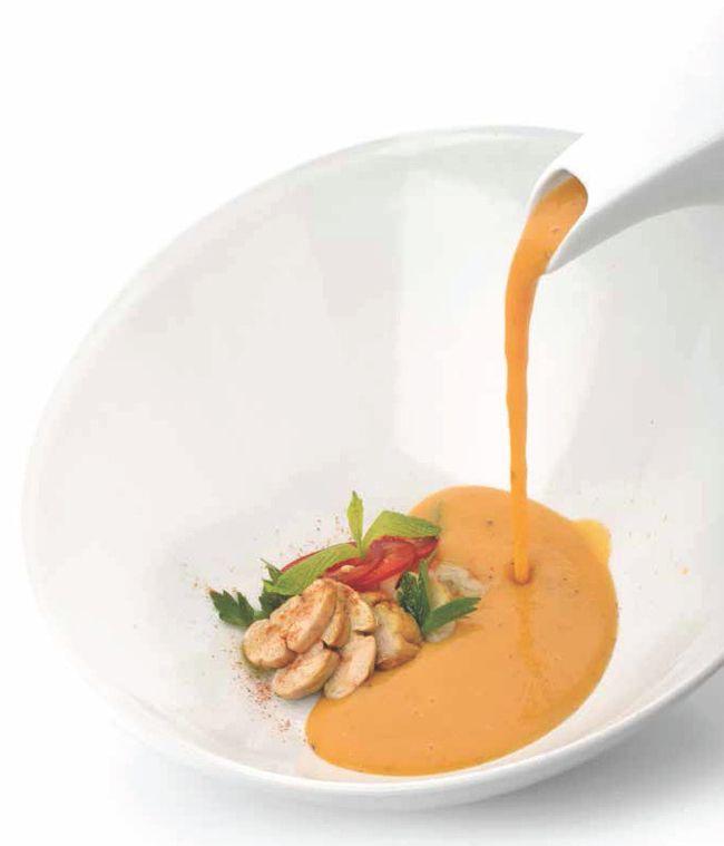 Zonguldak yemekleri: Balkabaklı kestane çorbası... - Mutfağımız Haberler