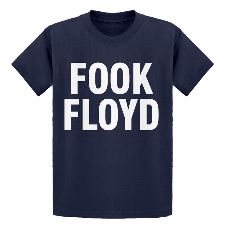 Youth Fook Floyd! Kids T-shirt