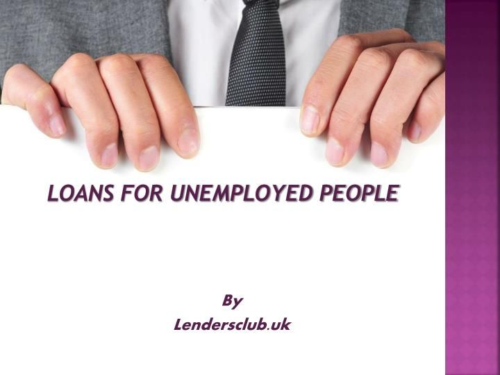 Lenders Club is a renowned online lending hub in the UK, presenting customised loan offers for the jobless individuals. It provides credits on competitive APRs and flexible repayments. To know more, visit: http://goo.gl/m9Tq3F
