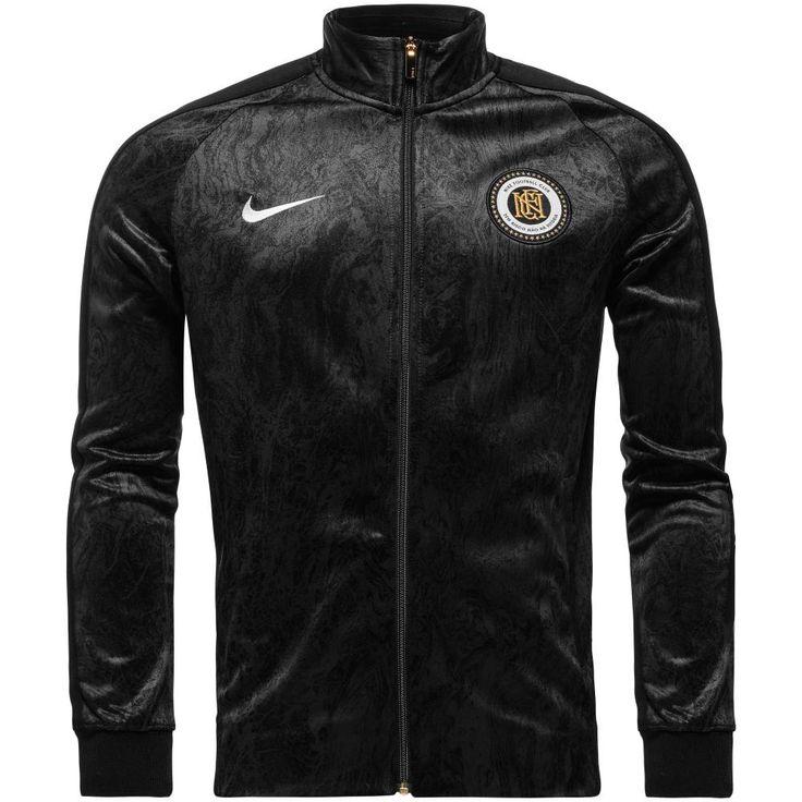 Nike FC N98 Jacket (Black/Gold)