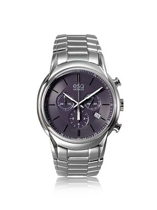 50% OFF ESQ Movado Men's 07301398 Quest Gray Stainless Steel Watch