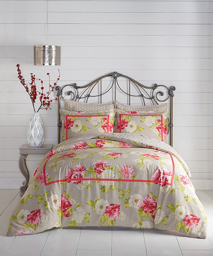 Take A Look At This Gray Naomi Comforter Set Today
