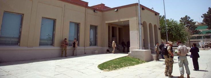 Generalkonsulat in Masar-i-Scharif, Afghanistan (09.06.2013)