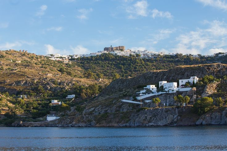 Time to cross Patmos island off your list this summer!  See all cruises to Patmos! #Celestyalcruises #Patmos #island #bucketlist