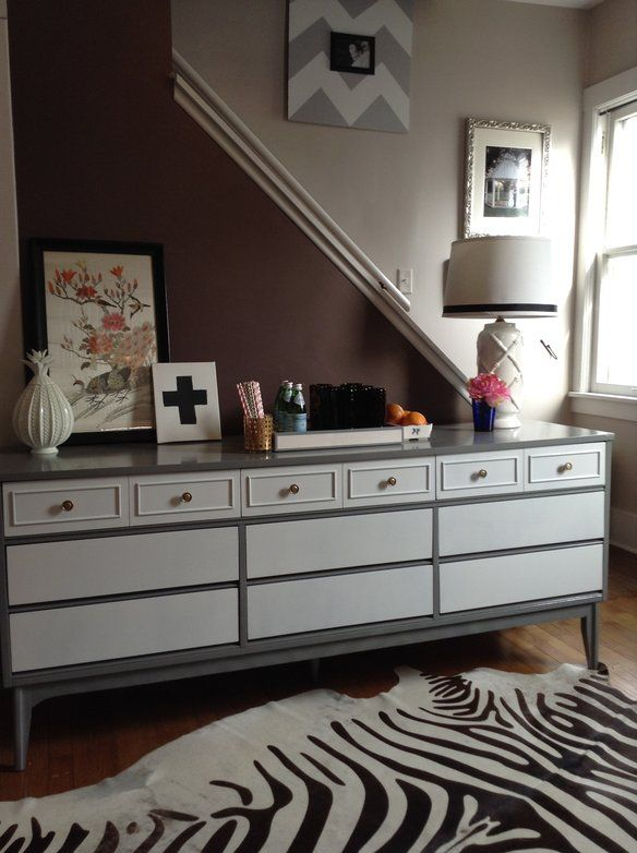 313 Best Painted Mid Century Inspiration Images On