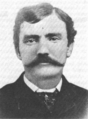 King Fisher (1854 – March 11, 1884) was a gunslinger of the American Old West.