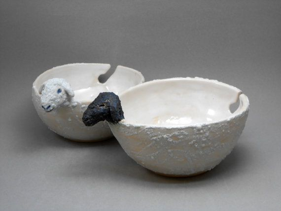 Knitting Bowl Nose : Best images about sheep on pinterest ceramics