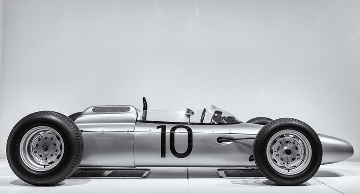 The Historically Significant 1962 Porsche 804 — 95 Customs