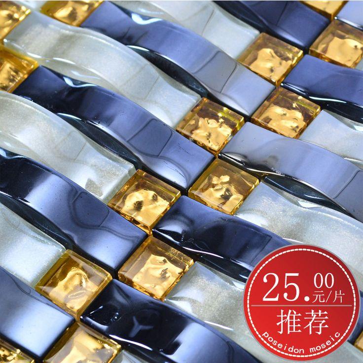 Найти ещё Мозаика Сведения о Новое поступление структурой в симфония позолоченные мозаика кристалл фон стены стеклянная плитка, высокое качество стеклянная плитка лоус, Китай стеклянные плитки мозаики поставщиков, Бюджетный Плитка художественного стекла от lirui на Aliexpress.com