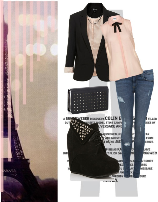 """Paris Living"" by tomodel on Polyvore"