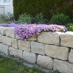 Landhausstil Gartengestaltung, Ideen und Bilder