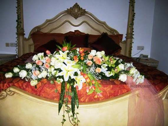 Brilliant Bedroom Decoration For Wedding Night This Pin And More On Romantic Ideas Decorating