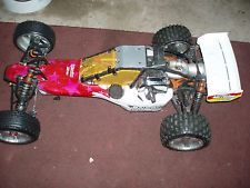 Hpi Baja 5B 1/5 Scale Gas Powered Rc Car Buggy traxxas