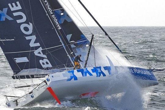 30 skippers au départ du Vendée Globe au lieu de 27 !
