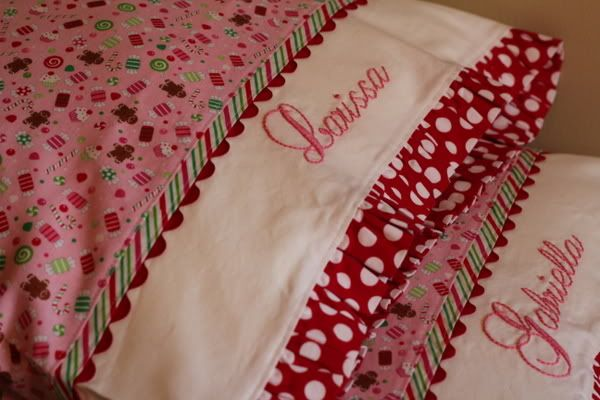 Christmas Pillow Pillowcases And Pillow Cases On Pinterest
