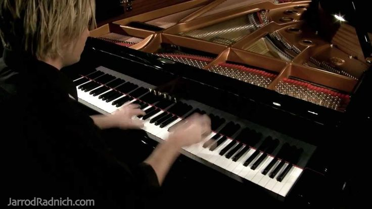 Jarrod Radnich - Incredible Piano Solo - Pirates of the Caribbean