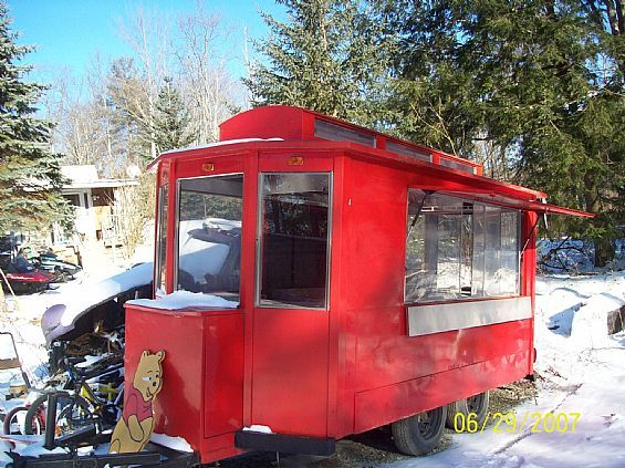 Concession Trailer Utility-Landscape Trailers For Sale in Averill Park, NY A00022 | Want Ad Digest Classified Ads