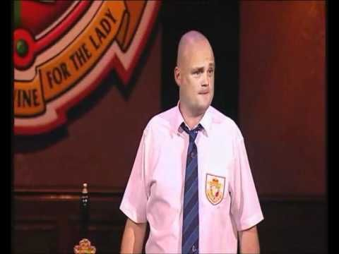 Al Murray - Scots, Scousers and Geordies - YouTube
