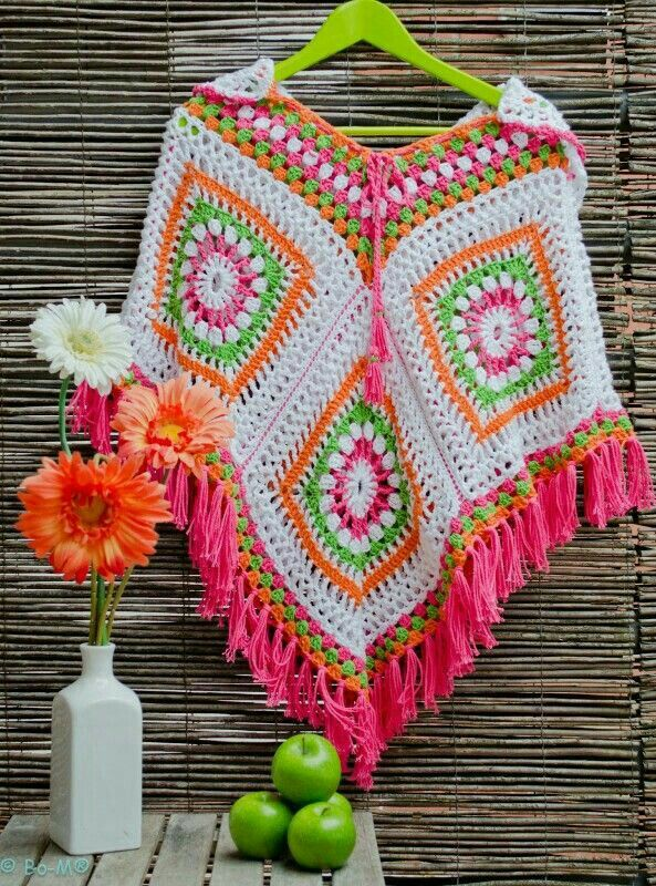 #Poncho #Colores
