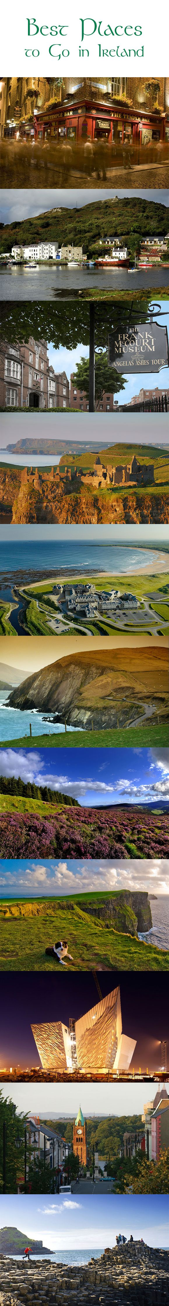 Just in case Ireland is on your bucket list. Click through to explore some of…