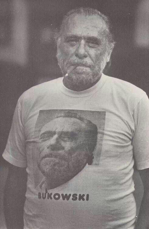 Charles Bukowski                                                       …