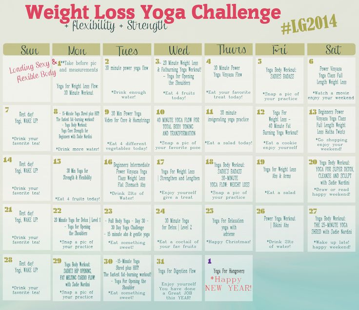 325 best 30 Day Challenges images on Pinterest | Workout challenge ...