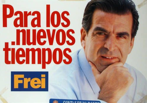 Eduardo Frei Ruiz Tagle, campaña presidencial 1993 (Fuente: http://econtent.unm.edu/cdm/singleitem/collection/LAPolPoster/id/3953/rec/248)