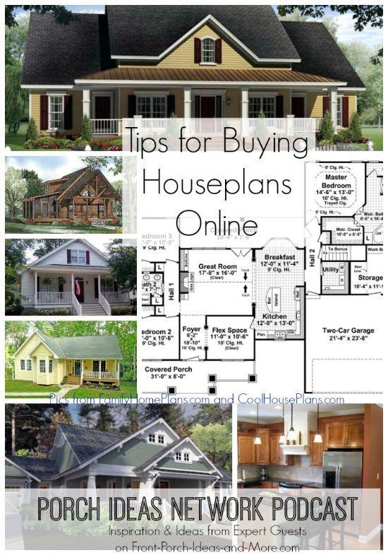 Podcast 32 House Plans Online