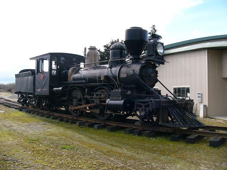 Mandeville Southland NZ Engine type K92
