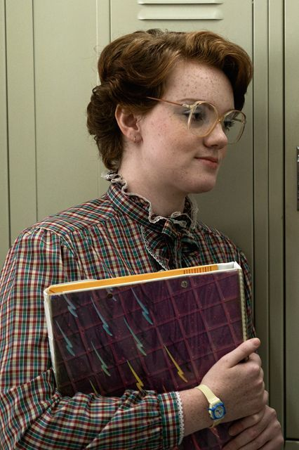 Barb Stranger Things Shannon Purser Actress Interview