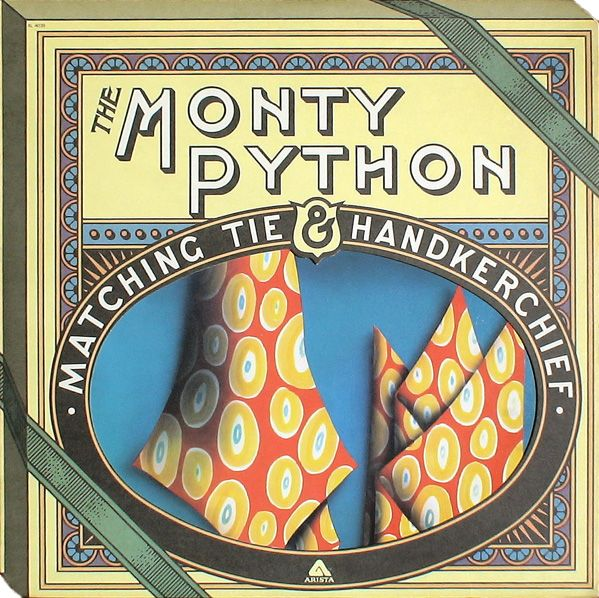 Monty Python: Matching Tie and Handkerchief—Terry Gilliam