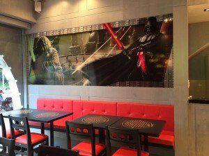 Hamburgueria dedicada a Star Wars