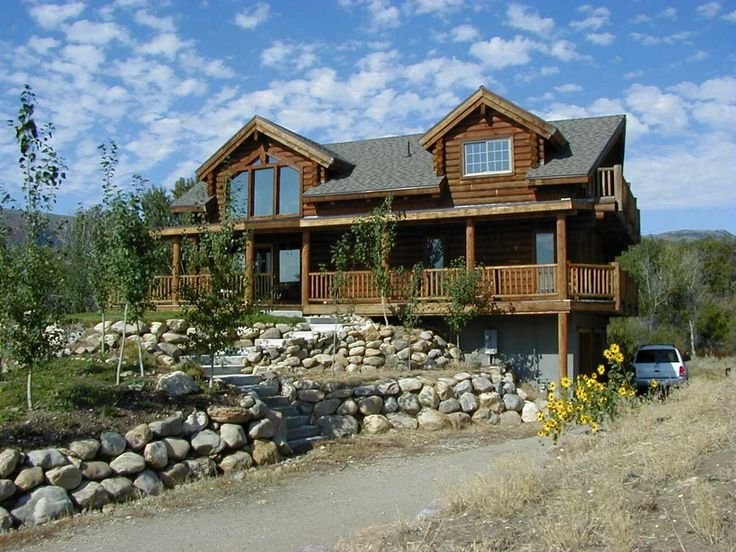 107 best images about log cabins on pinterest luxury log for Selling a log home