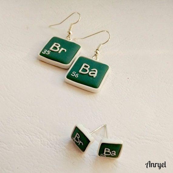 Breaking Bad BR BA Reazioni collaterali periodic table by Anryel