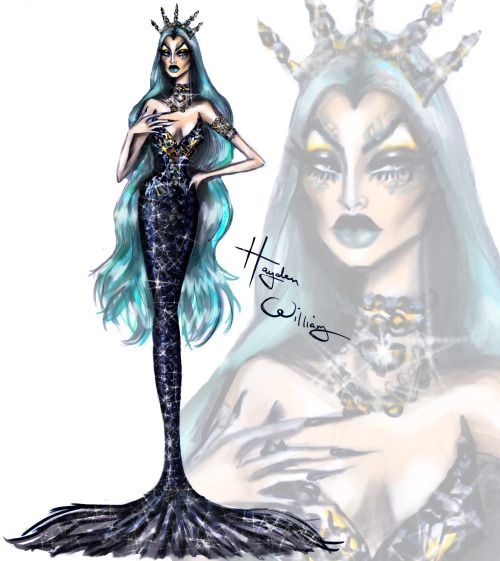 'Sinister Siren' by Hayden Williams