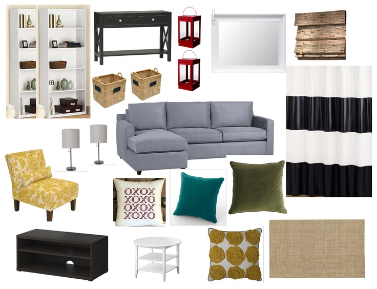Mood board living room for the home pinterest for Room colors and moods