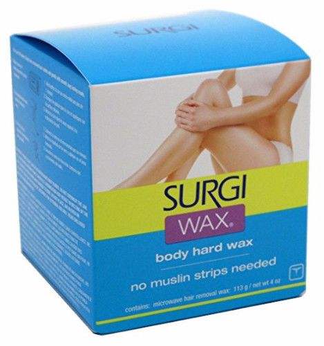 Surgi-Care Surgi-Wax Hair Remover for Bikini, Body & Legs