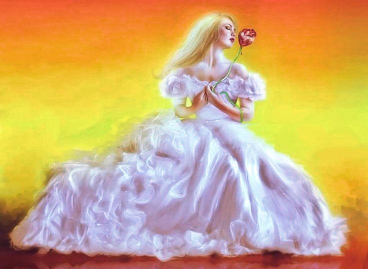 Messages de la Lumière 20121027 Archange Haniel Tous les jours peuvent être une renaissance de votre nouveau moi, c'est la fête !