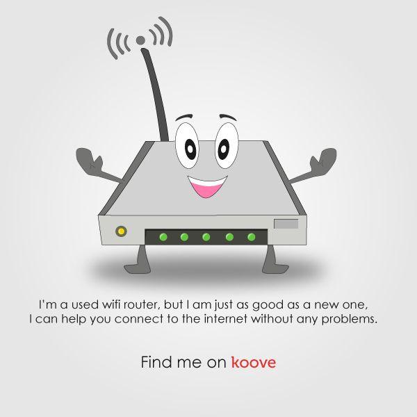 Find him on Koove !
