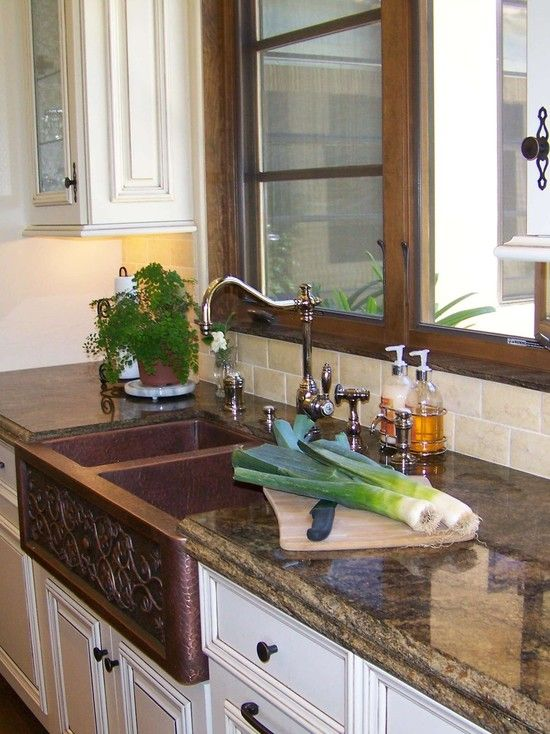 19 best images about faucets on pinterest ceramics - Kitchen sinks san diego ...