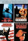 Black Mask/Kickboxer/American Kickboxer 2/Blood of Heroes [4 Discs] [DVD]